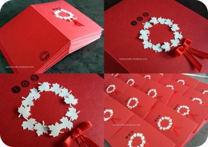 joy card collage